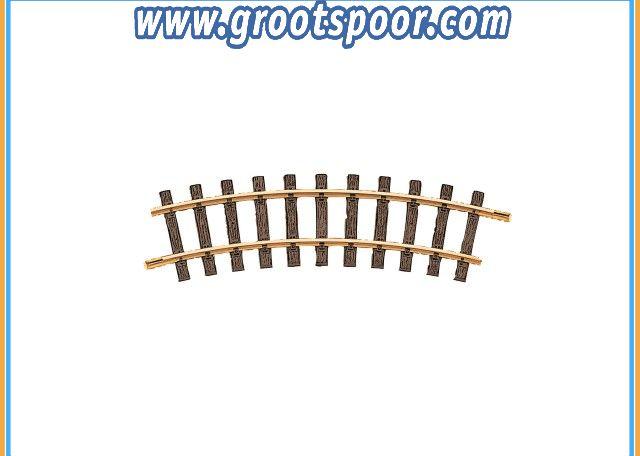 LGB 11000-12 Gebogenes Gleis, R1,30 Grad 12 stuck