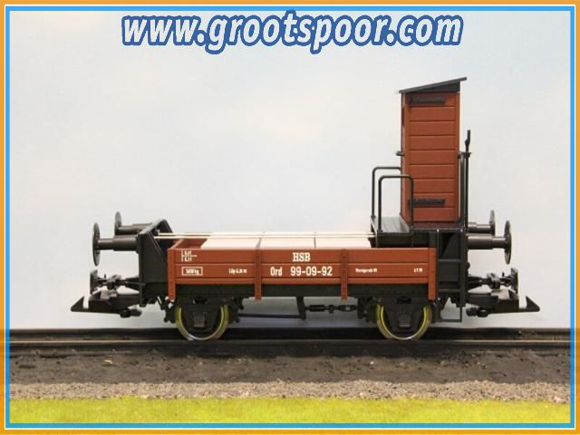 Boerman 0005-0902 HSB 99-0-92 Rollbock remwagen