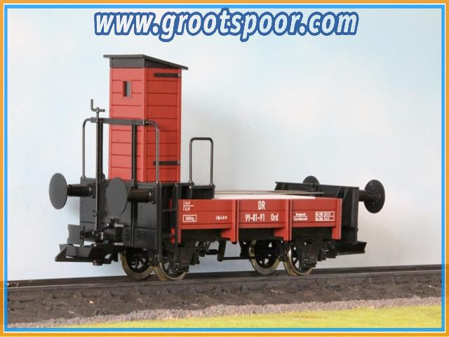 Boerman 0005-0901 DR 99-01-92 Rollbock remwagen