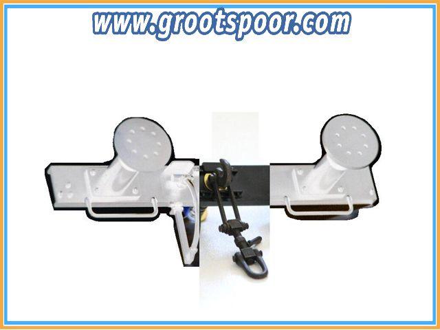 Boerman 0006-0102 SSet schroefkoppelingen voor 64mm OW