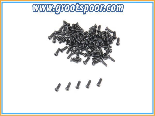 Boerman 0009-0001-2206 100 stk Schraube 2,2x6