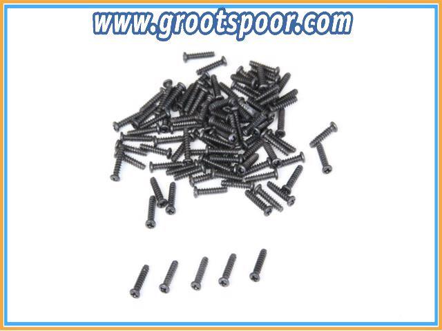 Boerman 0009-0001-2210 100 stk Schraube 2,2x10
