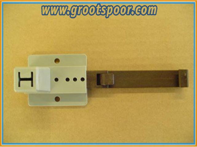 AZB 6100/1 Mastsockel inkl. Klemmschieber