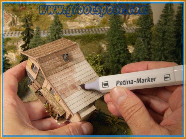 Noch 61158 Patina-Marker für Modelle