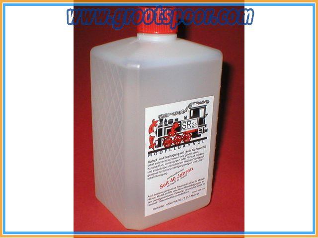 SR-24 Dampföl / Rookvloeistof  1 liter