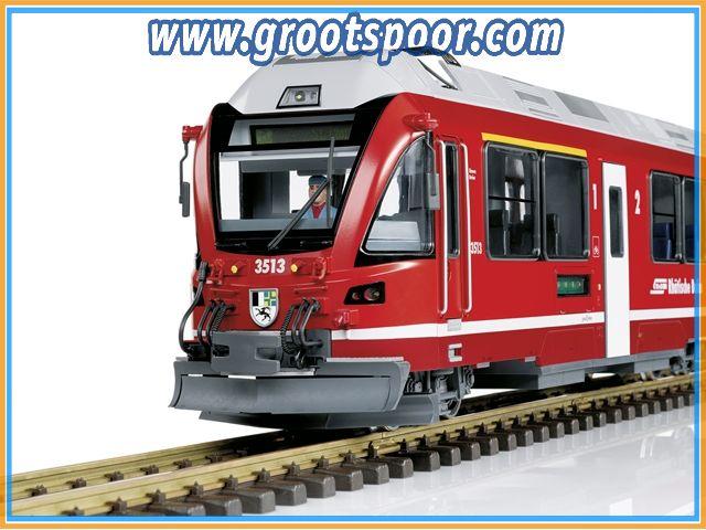 "LGB 22225 RhB treinstel Abe 8/12 34 ""Allegra"""