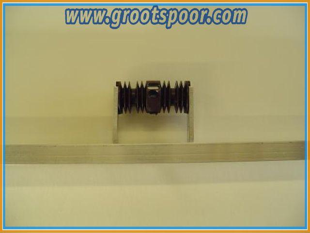 AZB 6100/3 RhB Mastausleger, gerades Modell