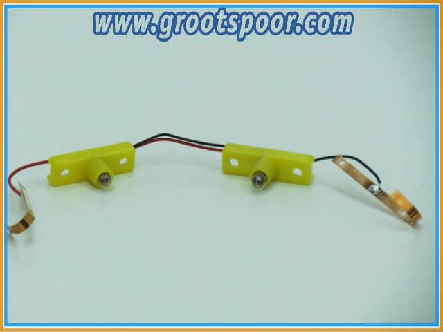 LGB 3030 duo Innenbeleuchtung für lgbTram Gebruikt