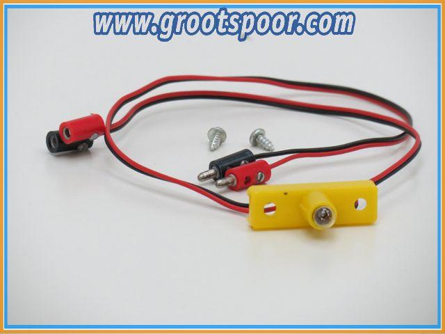 LGB 3030 Innenbeleuchtung für Personenwagen Gebruikt