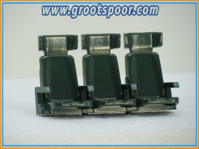 LGB 30310 Sitz 3 personen DB personenwagen 30310-E10