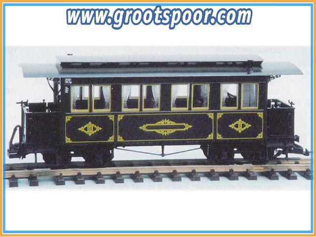 LGB 3061 B Personenwagen Barmer Bergbahn