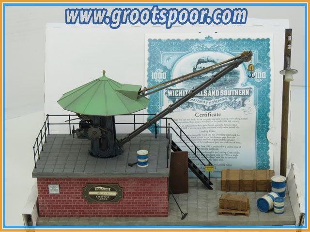 POLA 331939 Exclusiv Model loadingcrane