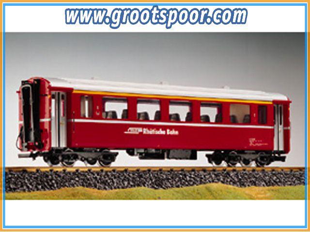 LGB 34670 RhB-Personenwagen A 1255 1Kl