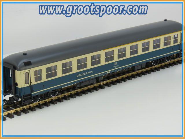 LGB 36310 DB ARm 215 Speiseraum Sonderfarbton Ocean Blau Elfenbein
