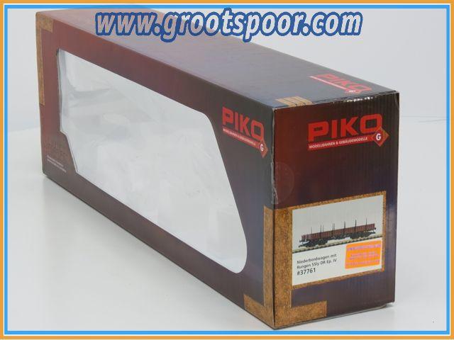 PIKO Wagondoos voor model 37761