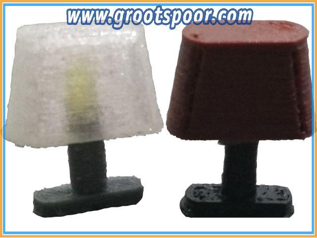 MD 4003 G-Lights Tischlampen 10 stk.