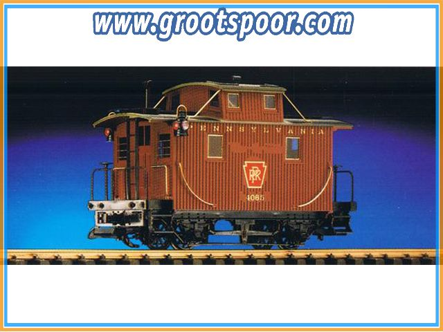 LGB 4065-E 03 Pennsylvania Caboose PRR 4065