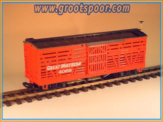 LGB 4068 - N 01 Cattle wagon