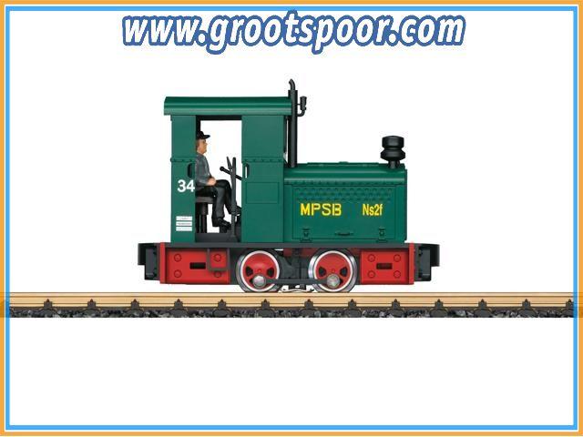 LGB 25911 MPSB Dieselloc