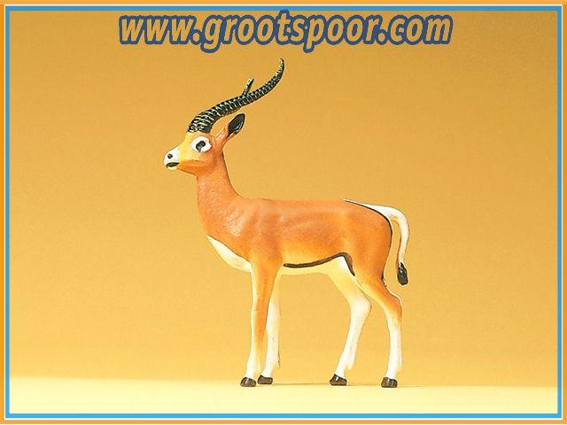 Preiser 47539 Gazelle 1:25