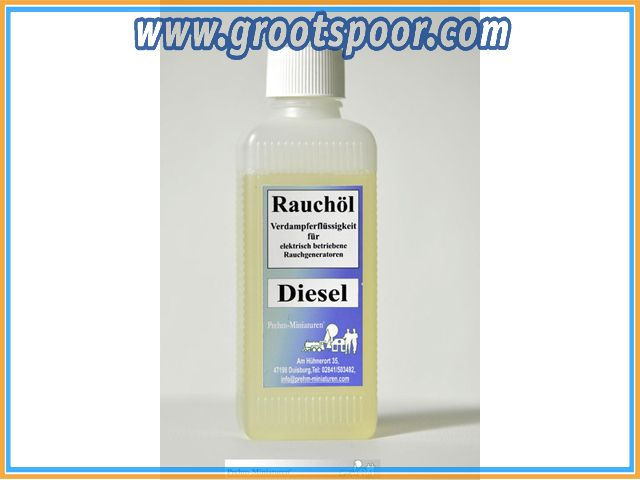 PREHM 501998 Rauchöl mit Dieselgeruch