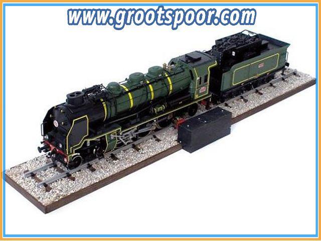 OCCRE 55014 Motor für Lokomotive Standmodell