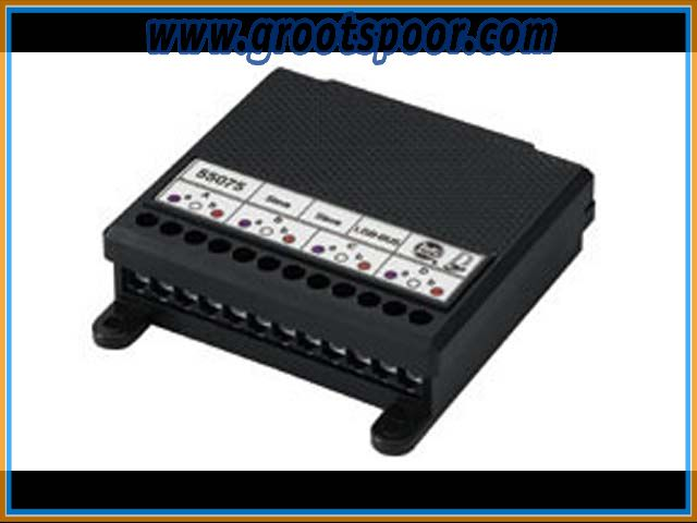 LGB 55075 MZS Belegtmeldermodul