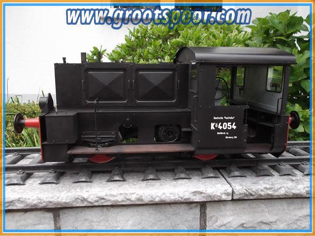 5 1/4 inch / zoll Loc / Lokomotive
