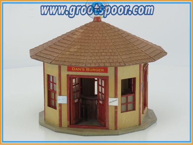 PIKO 62227 Dans Burger gebouwd model