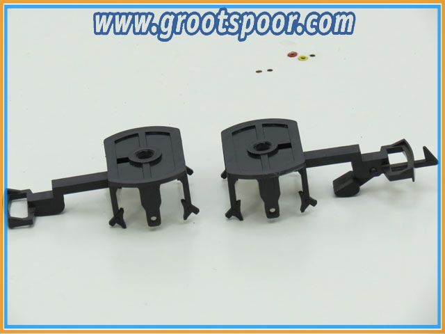 LGB  (67302) Een-assige draaistel Oud model koppeling