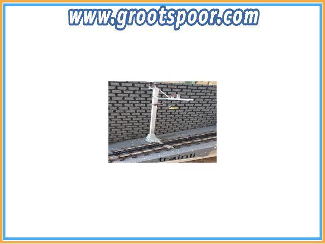AZB 7100-6 Oberleitungsmast gerades H -Profil für Zahnradstrecken 6 stück