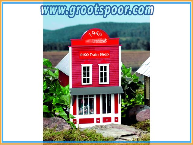 PIKO 62705 G-KANT EN KLAAR, FERTIG MONIERT  PIKO Shop
