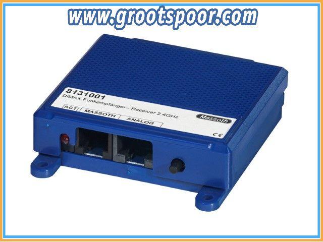 Massoth 8131001 DiMAX Funkempfänger 2.4GHz