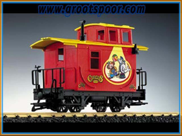 LGB 94365 Toy Train Circus wagon