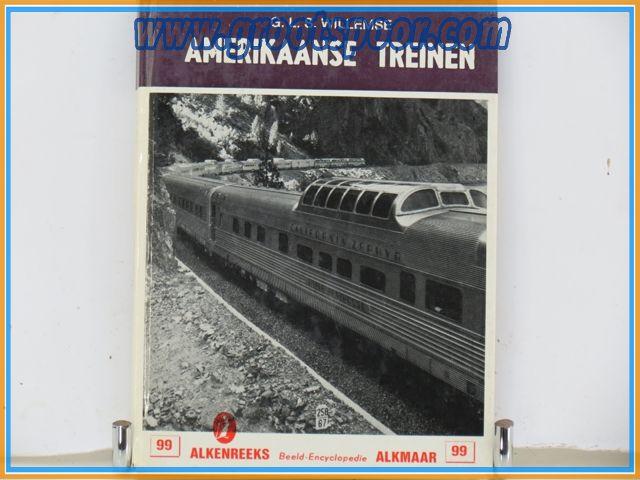 Amerikaanse Treinen G.L.S. Willemse