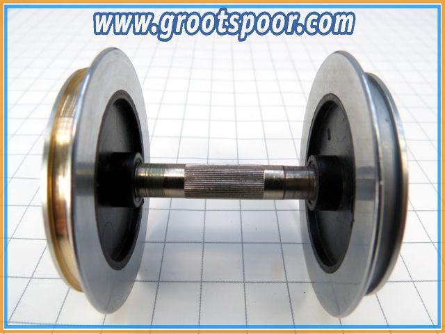 GS LGB anti-slip wiel