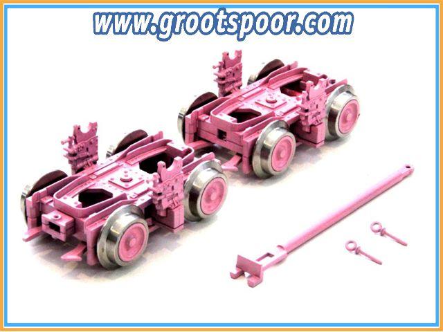 Boerman 0005-0301 Hsb rollbockset (roze)