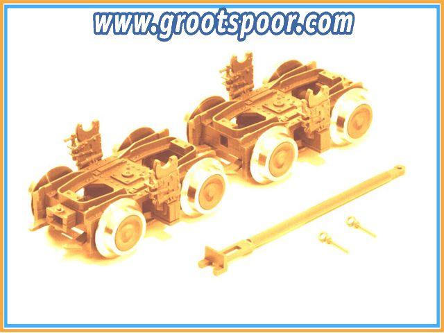 Boerman 0005-0401 Rollbockset (bruin)