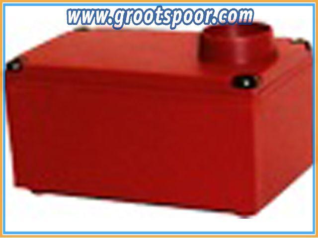 DIETZ DAMPF-S gepulster Dampferzeuger für Dampf- und Dieselloks so wie Zylinderdampf