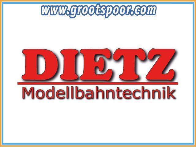 DIETZ D-LGBK1 Anschlusskabel zweipolig für Sounds X-clusive II und micro MS an  LGB On-Board Decoder
