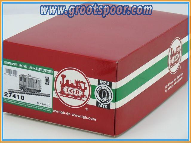 LGB Lokomotief doos voor model 27410