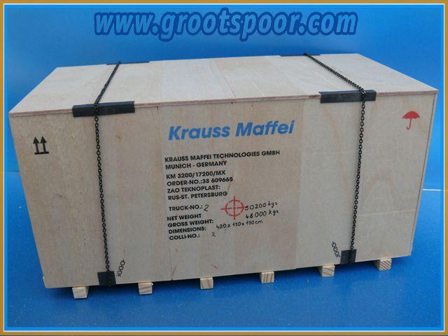"""DUHA 44/16282 Kiste """"Krauss-Maffei"""""""