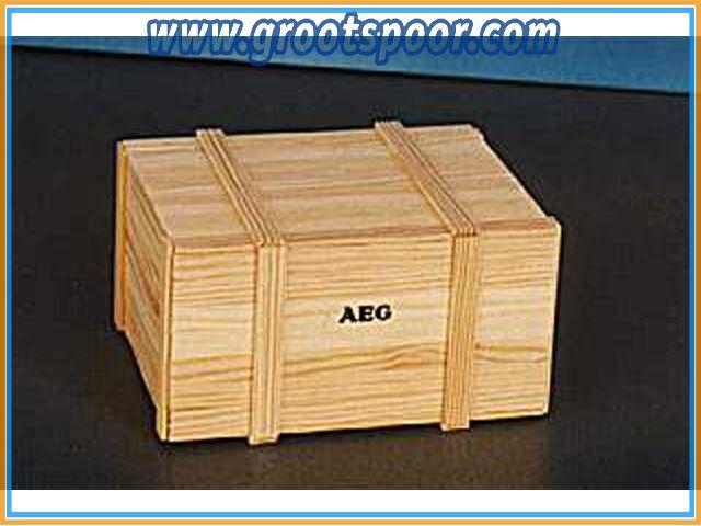 DUHA 44/16286 Kiste AEG, klein