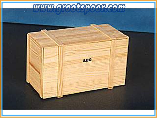 DUHA 44/16287 Kiste AEG, groß