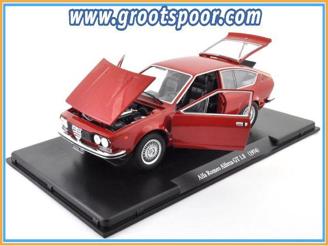 GSBROatl00018 Alfa Romeo Alfetta GT 1.8 1974 Rood