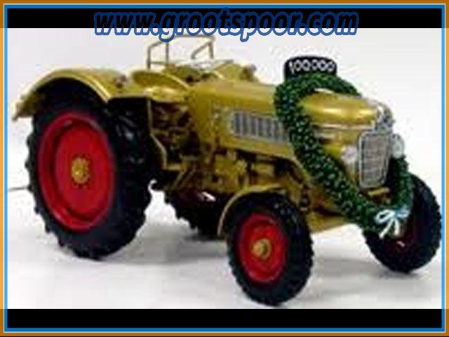 Schuko 00111 Fendt Farmer2 Goldener 1961