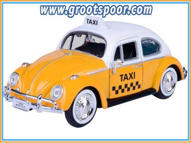 GSDCCmax 00079577 Volkswagen Beetle *Taxi*, yellow