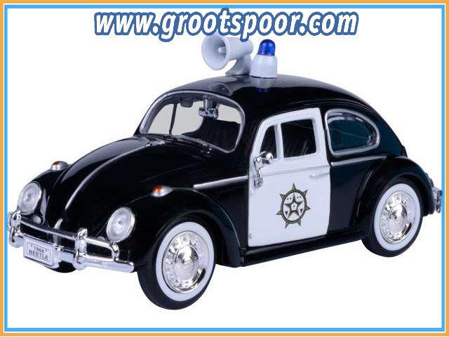 GSDCCmax 00079578 Volkswagen Beetle *Police*, black/white