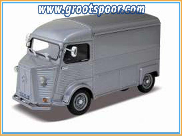 GSDCCwel00024019gy 1962 Citroen HY, grey
