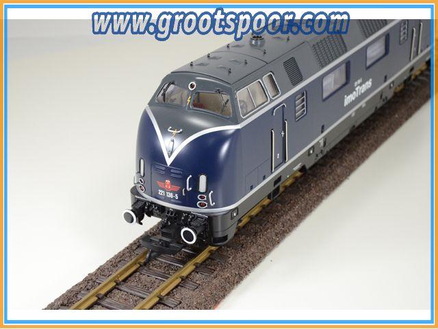 LGB 20940 - IMO TRANS V200